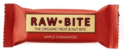 RawBite Apple Cinnamon Eko 50 g