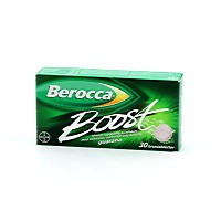 Bayer Berocca Boost 30 brustabletter