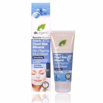 Dr.Organic Dead Sea Minerals Bio-Plasma Mud Mask 100 ml