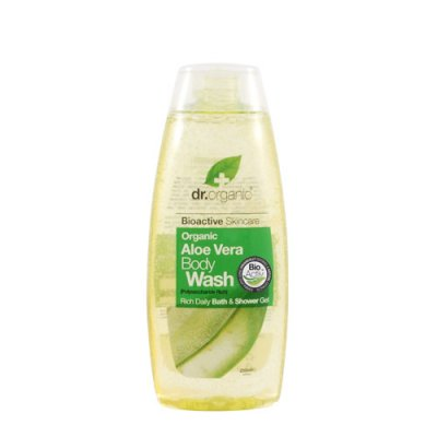 Dr.Organic Aloe Vera Body Wash 250 ml