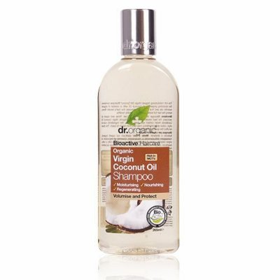Dr.Organic Virgin Coconut Oil Shampoo 265 ml