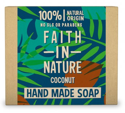 Faith In Nature Kokos Tvål EKO 100 g