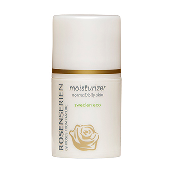 Rosenserien Moisturizer Normal/Oily Skin 50 ml