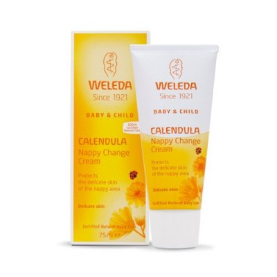 Weleda Calendula Nappy Change Cream EKO 75 ml