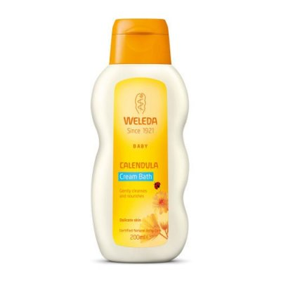Weleda Calendula Cream Bath 200 ml