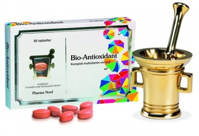 Pharma Nord Bio-Antioxidant 60 tabletter