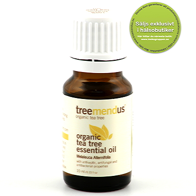Treemendus Eterisk olja Tea Tree Eko 10 ml