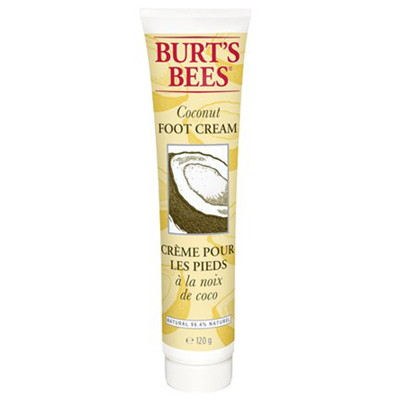 Burt's Bees Foot Cream Coconut 120g