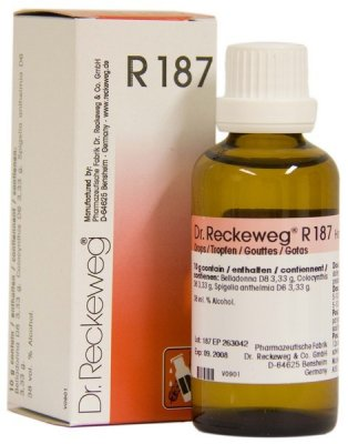 Dr. Reckeweg R187 50 ml