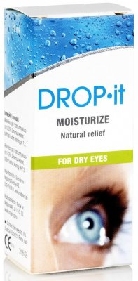 Drop-it Moisturize For Dry Eyes ögondroppar 10 ml