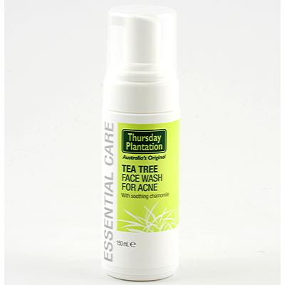 tea tree oil hudvård