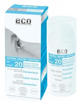 Eco Cosmetics Sollotion neutral SPF20 Eko 100 ml