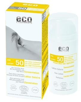 Eco Cosmetics Sollotion SPF50 Eko 100 ml