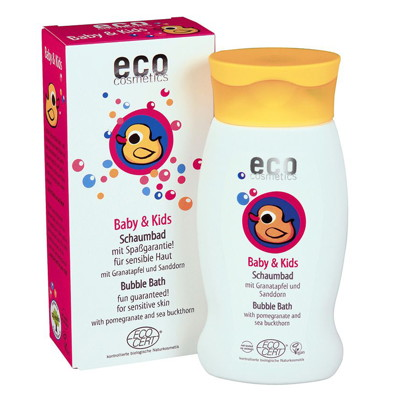 Eco Cosmetics Baby Bubbelbad Eko 200 ml