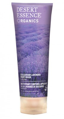 Desert Essence Bulgarian Lavender Body Wash 237 ml