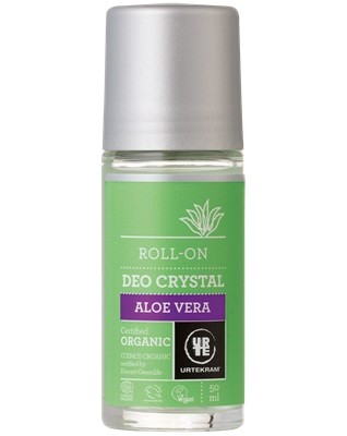 Urtekram Aloe Vera Deo Roll on Eko 50 ml