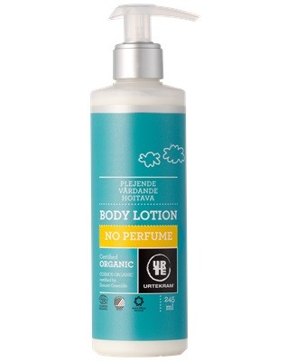 Urtekram No Perfume Bodylotion Eko 245 ml