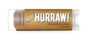 Hurraw Läppbalsam Chocolate Eko 4,3 g