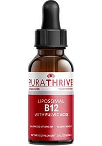 Purathrive Liposomal B12 60 ml