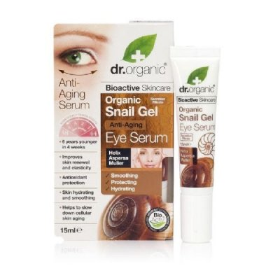 Dr.Organic Snail Gel Eye Serum 15 ml