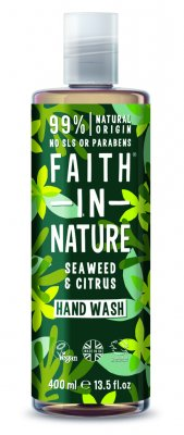 Faith in Nature Sjögräs & Citrus Handtvål 300 ml