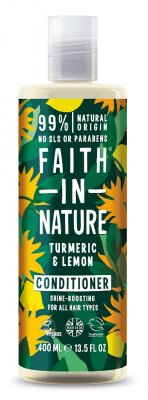 Faith in Nature Gurkmeja & Citron Balsam 400 ml