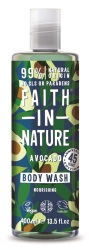 Faith in Nature Duschgel Avokado 400 ml