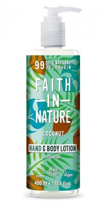 Faith in Nature Ginger & Lime Soap 100 g