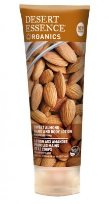 Desert Essence Sweet Almond Hand and bodylotion 237 ml