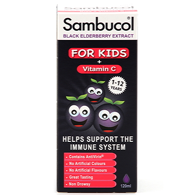 Sambucol Kids 120 ml
