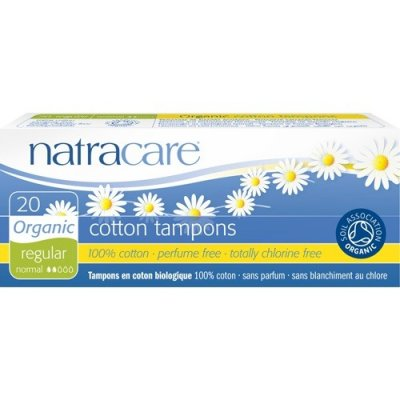 Natracare Tampong Normal 20 st