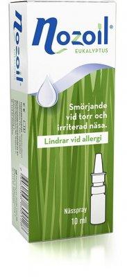 nässpray för allergi