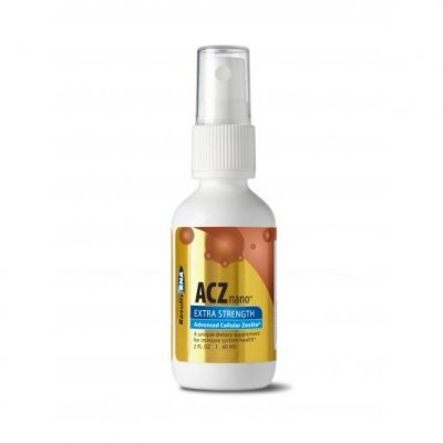 ResultsRNA ACZ nano Extra Strength Advanced Cellular Zeolite 60 ml