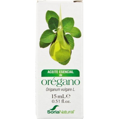Soria Natural Oreganoolja 15 ml