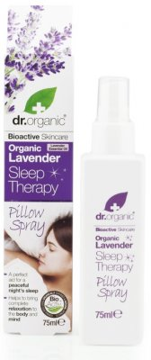 Dr.Organic Lavender Sleep Therapy Pillow Spray 75 ml