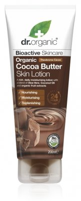 Dr.Organic Cocoa Butter Skin Lotion 200ml