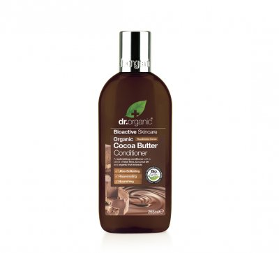 Dr.Organic Cocoa Butter Conditioner 265ml