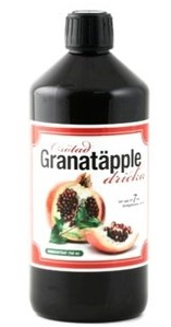 Vidasal Granatäpple koncentrat 750 ml