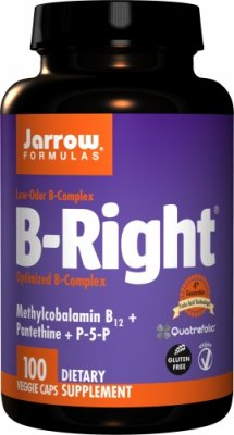 Jarrow B-Right 100 kapslar