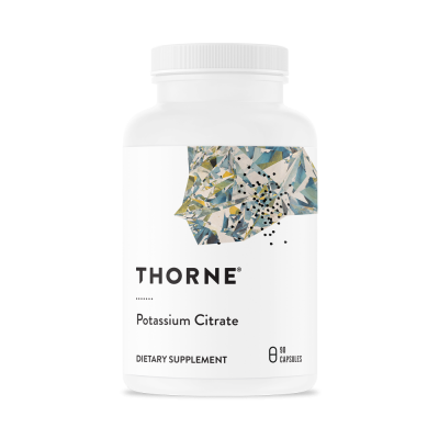 Thorne Research Potassium Citrate 90 kapslar