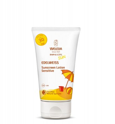 Weleda Edelweiss Sunscreen Kids SPF30 150ml