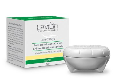 Lavilin Foot Deodorant Cream Sport 10 ml
