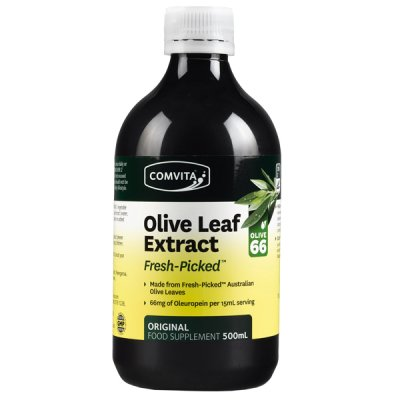 Comvita Olive Leaf Extract Original 500ml