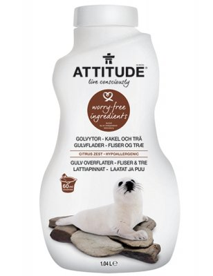 Attitude Golvrent Citrus Zest Eko 1040ml