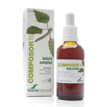 Soria Natural Composor 07 Örttedroppar 50 ml