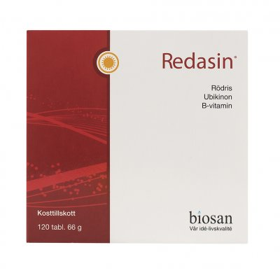 Biosan Redasin 120 tabletter