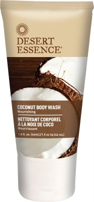 Desert Essence Coconut Body Wash 44 ml