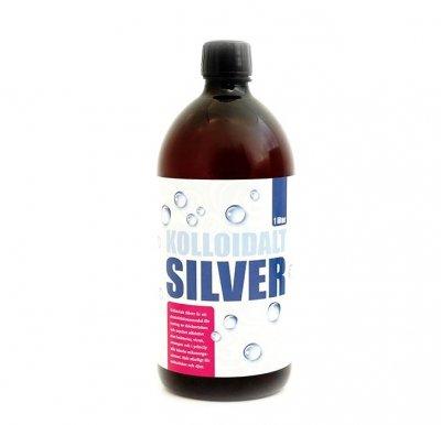 kolloidalt silver vårtor