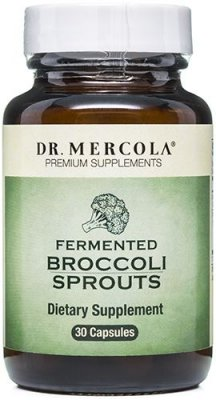 Dr. Mercola Fermented Broccoli Sprouts 30 kapslar