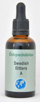Örtspecialisten Swedish bitters 50 ml